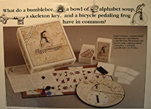 Huggermugger: The Mystery Word Board Game
