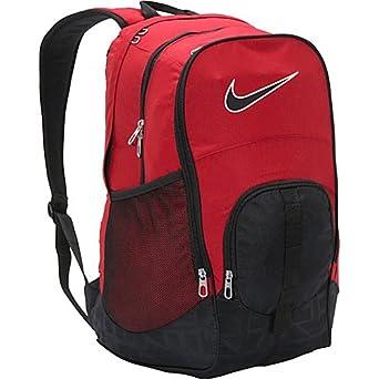 Amazon.com: Nike Brasilia 5 XL Backpack - Varsity Red