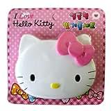 Hello Kitty Travel Comb Mirror Set - Hello Kitty Portable Vanity Set