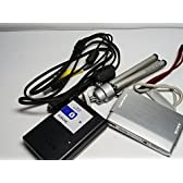 ソニー デジタルカメラ Cybershot T77 (1010万画素/光学x4/3.0型タッチパネル液晶) シルバー DSC-T77/S