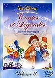 echange, troc Contes et Légendes - Vol.3 : Donald au pays des mathémagiques