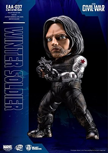 Egg Attack Winter Soldier Action Figure