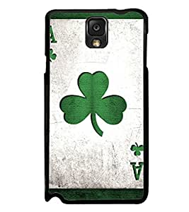 iFasho Cardiogram in Lines of heart Back Case Cover for Samsung Galaxy Note 3