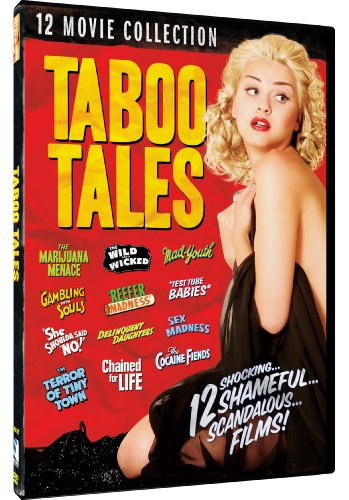 Taboo Tales-12 Movie Collection [DVD] [Import]