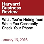 What You're Hiding from When You Constantly Check Your Phone | Charlotte Lieberman