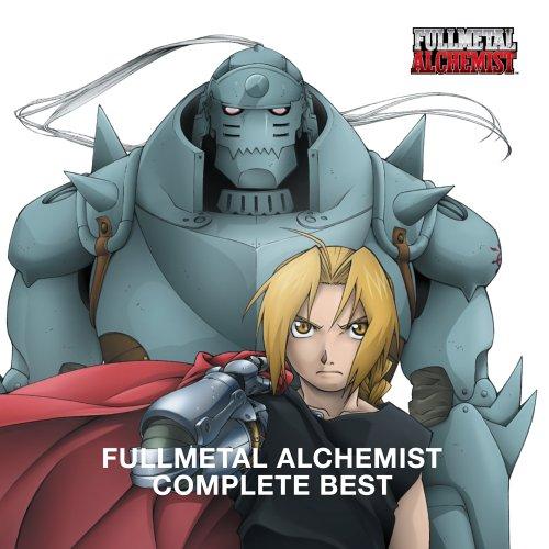 Amazon.com: Michiru Ôshima: Fullmetal Alchemist Complete Best: Music