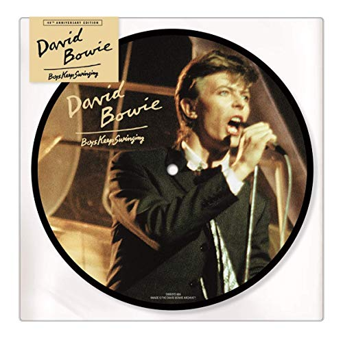 Vinilo : DAVID BOWIE - Boys Keep Swinging (40th Anniversary)
