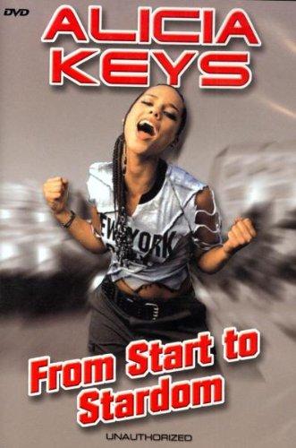 Alicia Keys: From Start to Stardom - Unauthorized [DVD] [Import]
