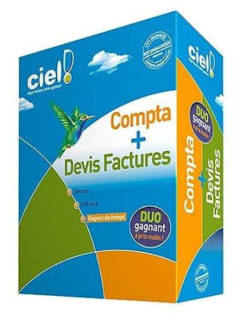 DUO Compta + Devis Factures 2007