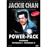 Jackie Chan Power-Pack (Masterpiece Edition) [3 DVDs]von &#34;Jackie Chan&#34;