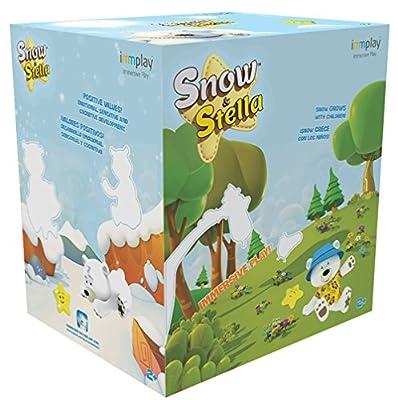 Snow&Stella TTSS01AMZUKSPIN Interactive Plush Bear