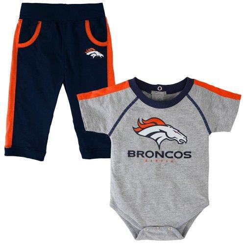 Denver Broncos Baby Creeper Price pare
