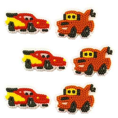 WILTON CARS ICING DECS 710-6400