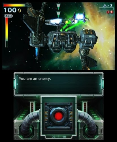 Star Fox 64 3D  screenshot