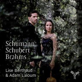 Schumann - Schubert - Brahms