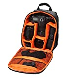 #9: Credo DSLR SLR Camera Lens Shoulder Backpack Case For Canon Nikon Sigma Olympus Camera