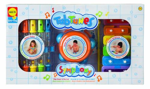 ALEX Toys Rub a Dub Tubtune Symphony