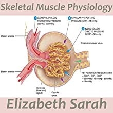 Skeletal Muscle Physiology Audiobook by Elizabeth Sarah Narrated by Elizabeth Sarah