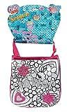 Simba 106379148 - Color Me Mine Sequin Pretty Bag 19x19cm hergestellt von Simba Toys