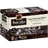 Peet's Coffee Single Cup K-Cup Coffee - Major Dickason's Blend - 10 ct