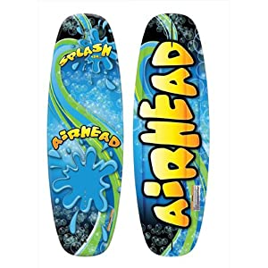 Buy AIRHEAD AHW-1025 Splash Wakeboard with Grab Youth Bindings by Airhead