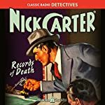 Nick Carter: Records of Death | Ferrin Fraser