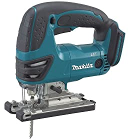 Bare-Tool Makita BJV180Z 18-Volt LXT Lithium-Ion Cordless Jig Saw (Tool Only, No Battery)