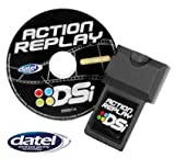 Datel Action Replay for Nintendo DSI/LITE/DS/XL (Latest version inc Black/White Pokemon updates)