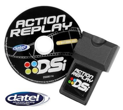 datel action replay for nintendo dsi lite ds xl latest version inc black white pokemon updates. Black Bedroom Furniture Sets. Home Design Ideas