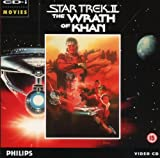 STAR TREK II - The Wrath of Khan (VIDEO CD)