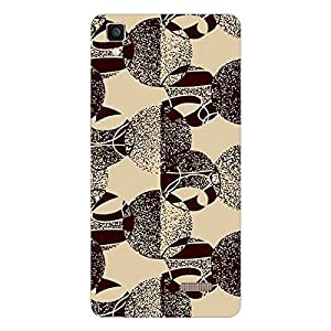 Garmor Designer Silicone Back Cover For Reliance Lyf Water 8