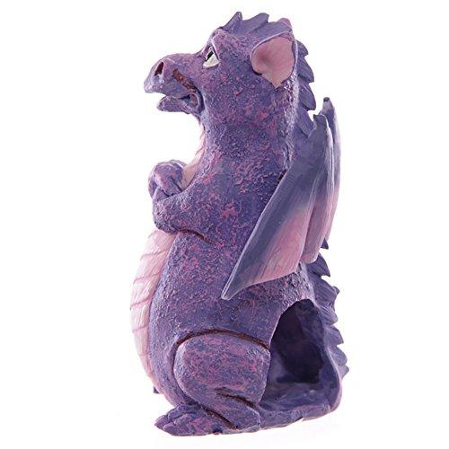 Carcasa dragón quemador de incienso 14 cm