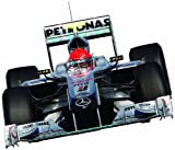 Scalextric C3167 Mercedes GP Petronas 2011 - Schumacher 1:32 Scale Slot Car
