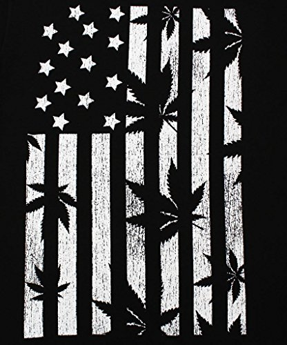 United-States-of-Amarijuana-420-Pot-Weed-Stoner-Marijuana-Mens-Funny-T-Shirt