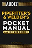 img - for Audel Pipefitter's and Welder's Pocket Manual book / textbook / text book