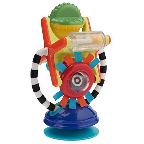Carter's Sassy Fascination Station Development Toy - 1
