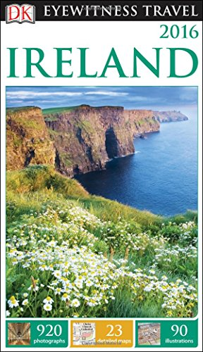 Ireland (Dk Eyewitness Travel Guides Ireland)
