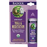 Yoga & Meditation Balm Badger .60 oz Stick