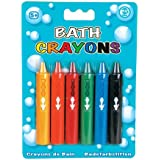 Bath Crayons (6 crayons in pack)