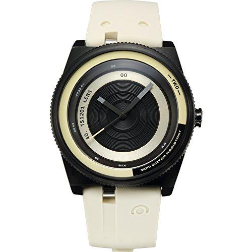 [タックス]TACS 腕時計 クォーツ COLOR LENS TS1201A  【正規輸入品】