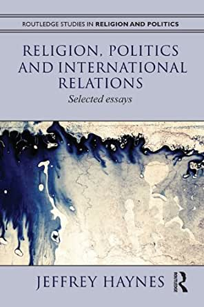 thesis of international relations
