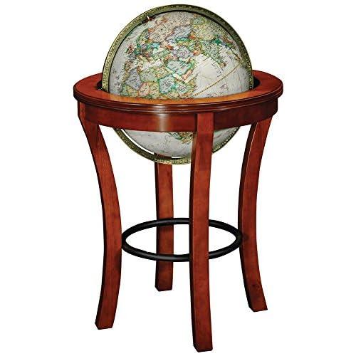 Replogle Globes Garrison Globe, 16-Inch Diameter