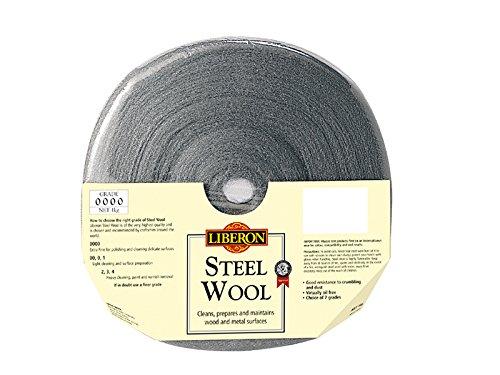 Liberon Steel Wool #0000 1kg Roll (Liberon Steel Wool 0000 compare prices)