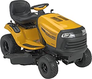 Poulan Pro PB2042YT 42-Inch 20 HP Briggs and Stratton V-Twin Riding Lawn Tractor With 6-Speed Transmission from Poulan