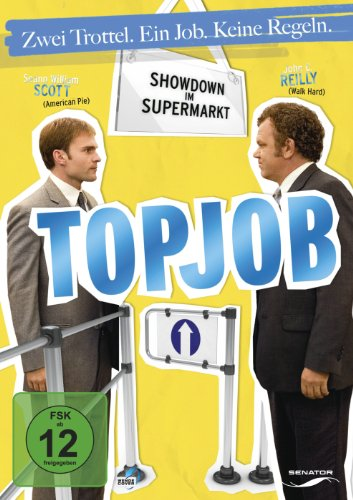 Top Job - Showdown im Supermarkt