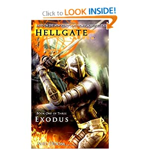 Exodus (Hellgate, London, Book 1) by Mel Odom