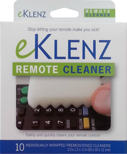 Eklenz Keypad Cleaner - Remote Control - Telephone - Game Controller