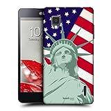 Head Case Designs Liberty American Pride Hard Back Case Cover for LG Optimus G E975