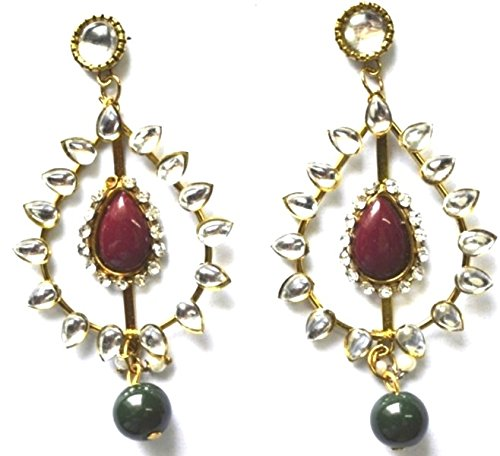 Eden overseas Antique Earring (white)