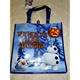 Disney frozen trick or treat tote